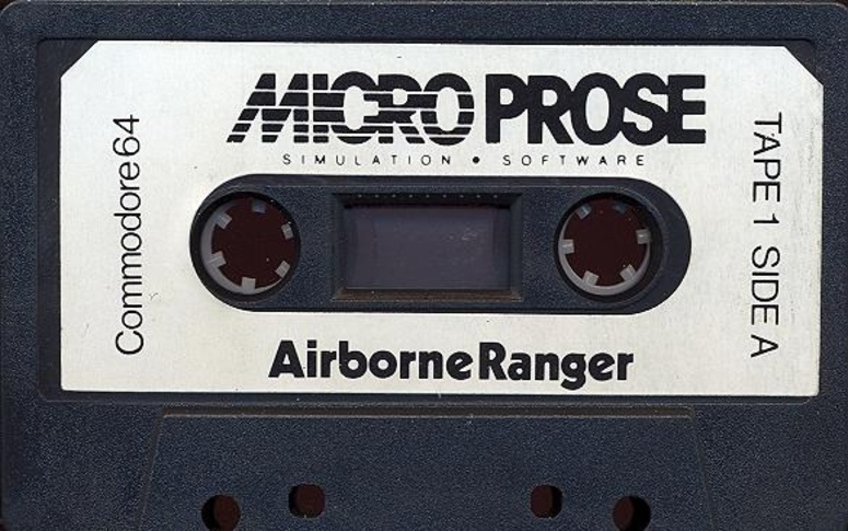 Airborne Ranger tape 1 side a
