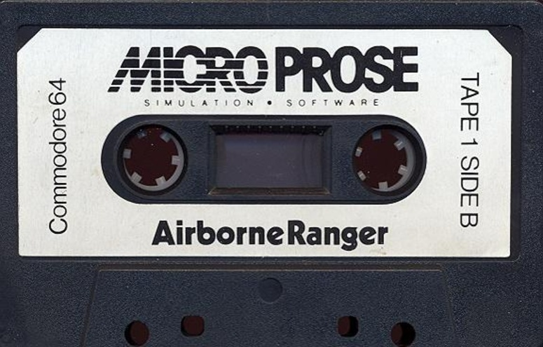 Airborne Ranger tape 1 side b