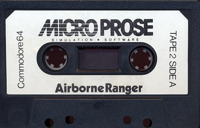 Airborne Ranger tape 2 side a
