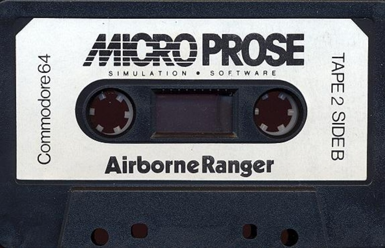 Airborne Ranger tape 2 side b