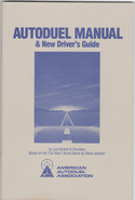 Autoduel manual front cover