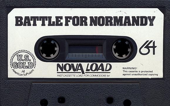 Battle for Normandy tape