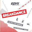 BREAKDANCE Manual Front Cover