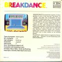 BREAKDANCE Box Back