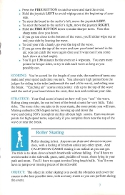California Games Manual Page 7