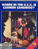Where in the U.S.A. is Carmen San Diego?