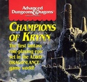 Champions of Krynn poster part 1