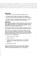 Crime and Punishment manual page 3