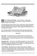 Defender of the Crown manual page 4