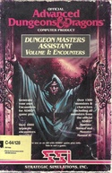 Dungeon Masters Assistant Volume I: Encounters box front
