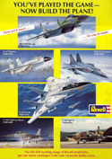 Fighter Bomber model kit advertisement