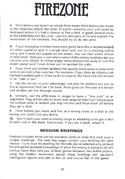 FireZone The Players Guide page 20