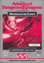 Heroes of the Lance Manual Front Cover