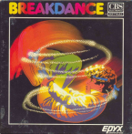 BREAKDANCE box cover