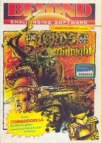 The Lords of Midnight box cover