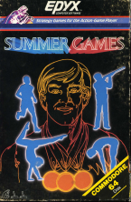 Summer Games box cover