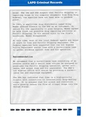 L.A. Crackdown manual page 11
