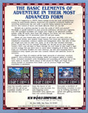 Might and Magic II box back