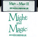 Might and Magic II disk 1
