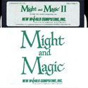 Might and Magic II disk 2