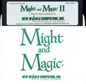 Might and Magic II disk 3