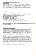 Might and Magic II manual page 0