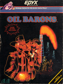 Oil Barons box front