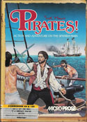 Pirates! box front