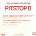 PITSTOP II Disk Loading Instructions