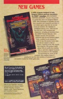 Pool of Radiance SSI 1988 Brochure 3