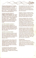 Pool of Radiance Manual Page 2