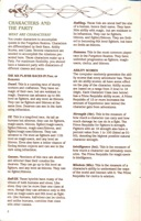 Pool of Radiance Manual Page 3