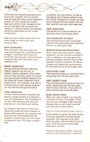Pool of Radiance Manual Page 7