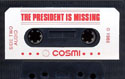 The President is Missing audio tape side 2