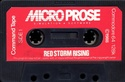 Red Storm Rising command tape 1