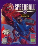 Speedball 2: Brutal Deluxe box front