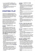 Summer Games II Manual Page 2