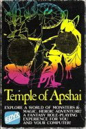 Temple of Apshai Box Front