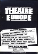 Theatre Europe manual front cover