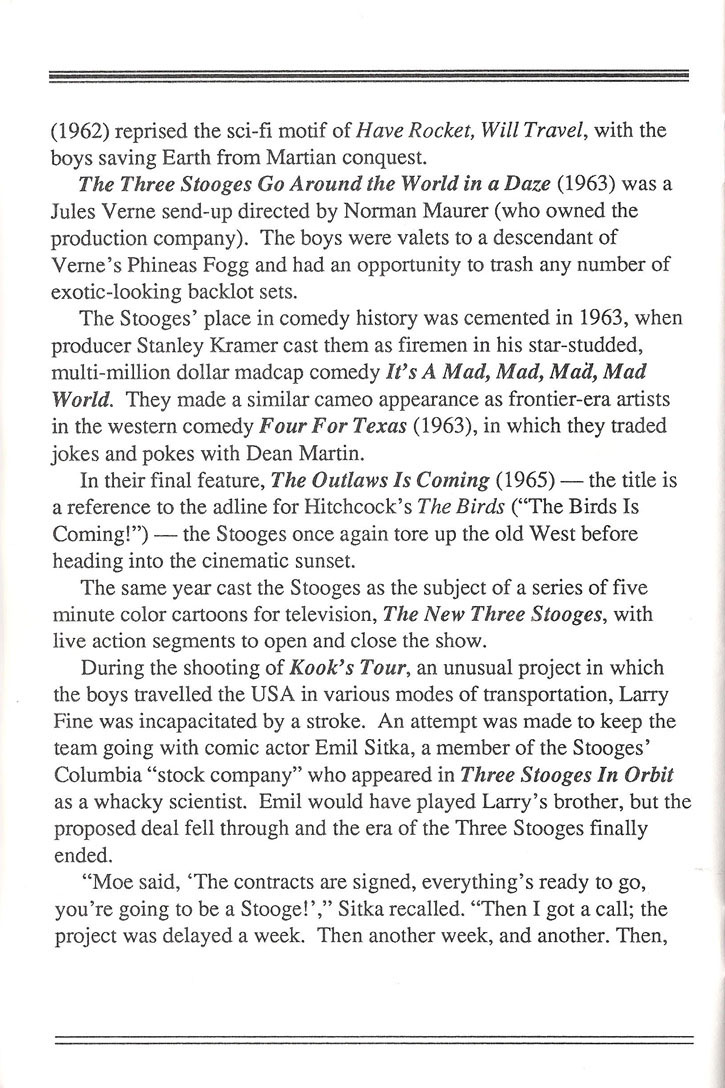 The Three Stooges manual page 13
