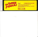 The Three Stooges disk 1 front