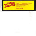 The Three Stooges disk 2 front