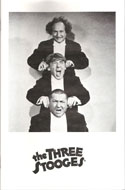 The Three Stooges manual front cover