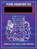 Troll Capcom passport page 1