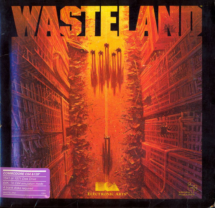 Wasteland package front