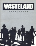 Wasteland Paragraphs front cover