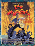 Zak McKracken and the Alien Mindbenders box front
